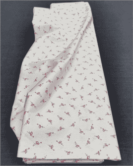 Tissu Flamant Rose