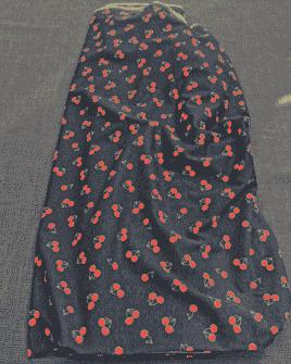 Tissu Cerise Jersey