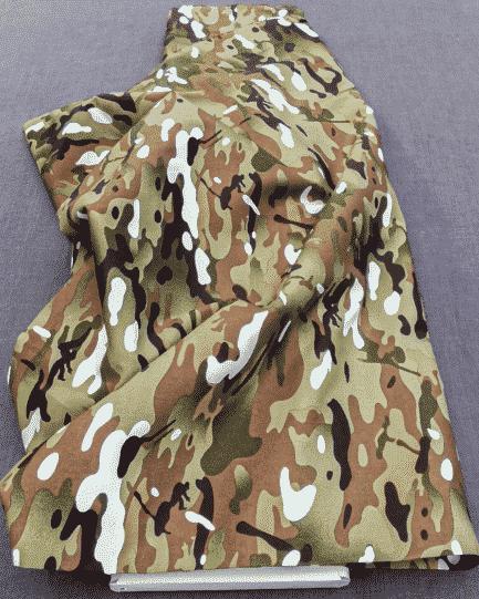 tissu militaire coton