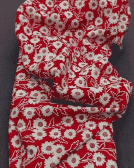 Tissu Coton Marguerite | 3 Coloris