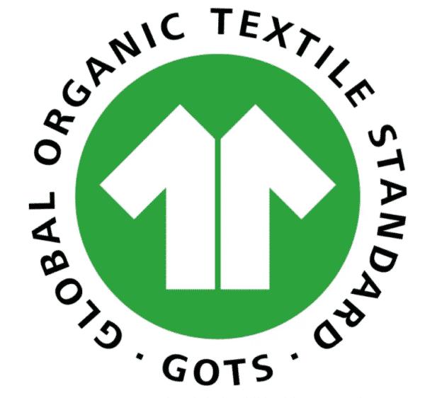 certification GOTS Tissu Coton Bio Fleuri GOTS